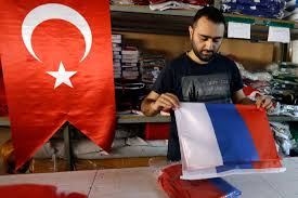 TURKISH COMPANIES' SUCCESS IN RUSSIA